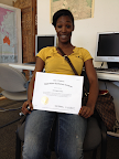 Victoria Bell WRC Student earned her GED December 2013