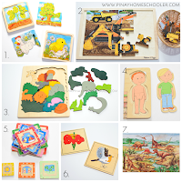 Educational Puzzles for Preschoolers