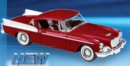 143755 Studebaker Silver Hawk 1957