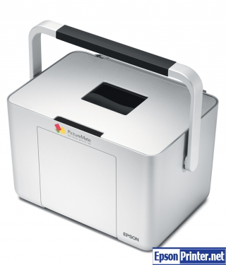 How to reset Epson PM-200 printer