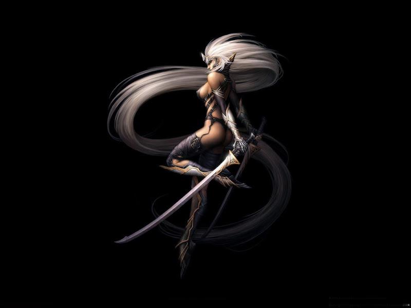 White Demoness, Demonesses