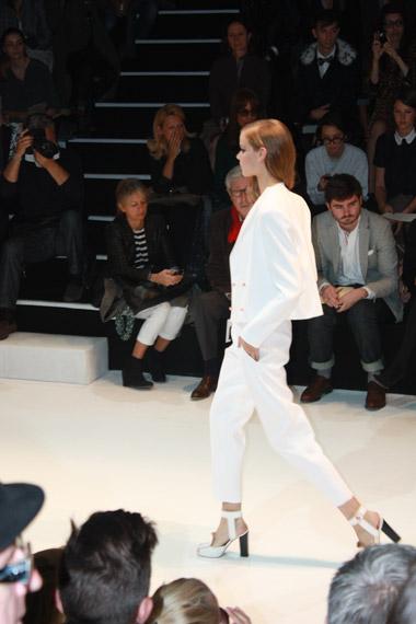guy laroche runway collection paris fashion week spring summer 2013