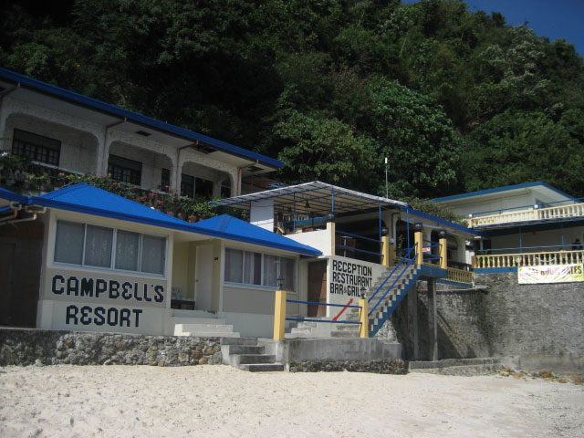 Campbell's Beach Resort