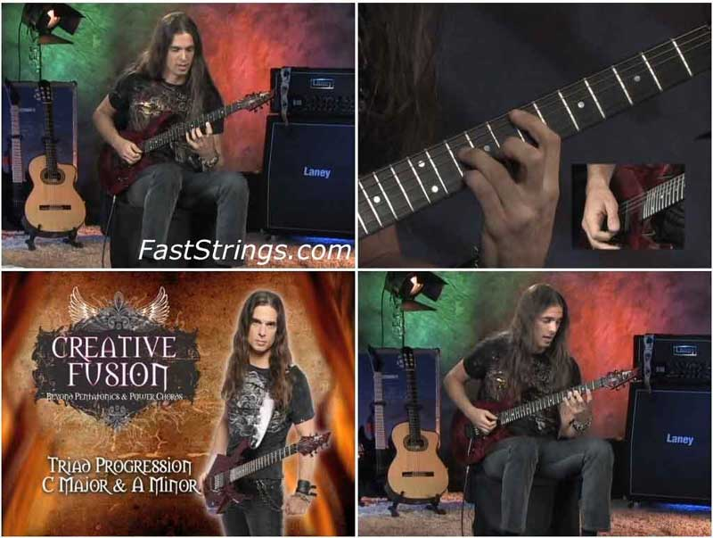 Kiko Loureiro - Creative Fusion: Beyond Pentatonics & Power Chords