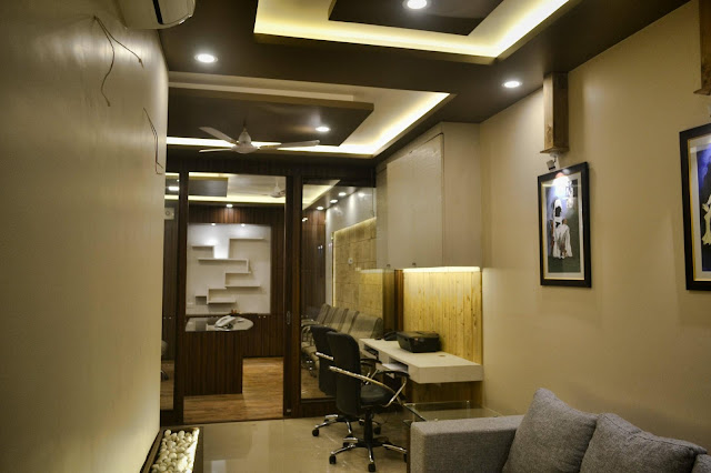 Office Designed By Mokshda Art