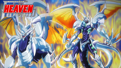 CardFight! Vanguard Legion Mate Hen - Ep 22
