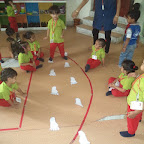 Walking on Footprint WKSN (Playgroup) 28/10/2015