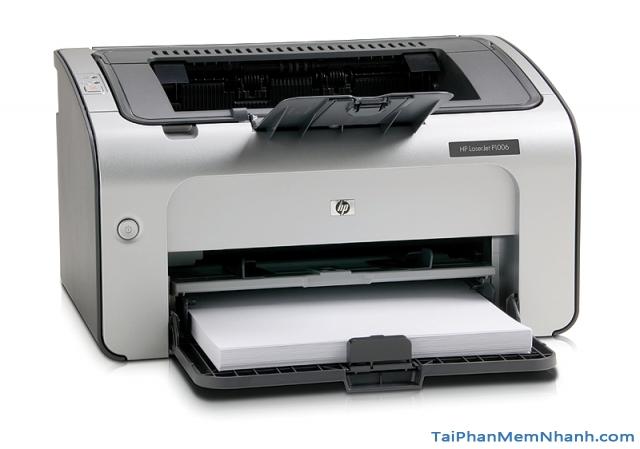 Tải driver HP Laserjet p1005 – Bộ cài đặt máy in HP P1005