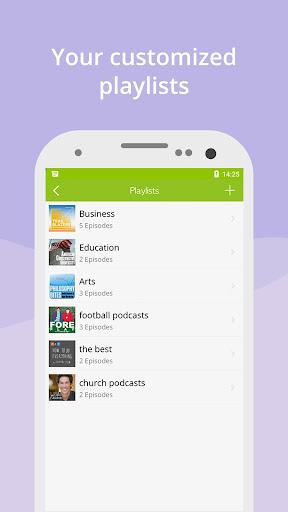 Podcast App & Podcast Player - Podbean 7.6.6 screenshots 6