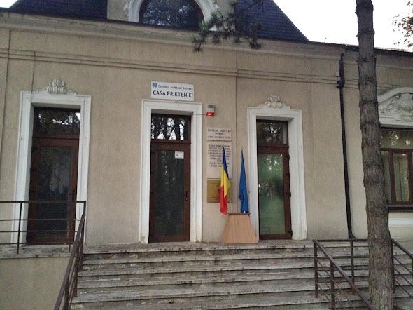 Consiliul Judeţean Suceava - Casa Prieteniei
