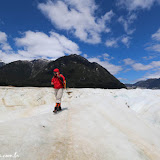 Muuuito gelo!!!  Trekking no Glaciar Exploradores, Puerto Rio Tranquilo, Chile
