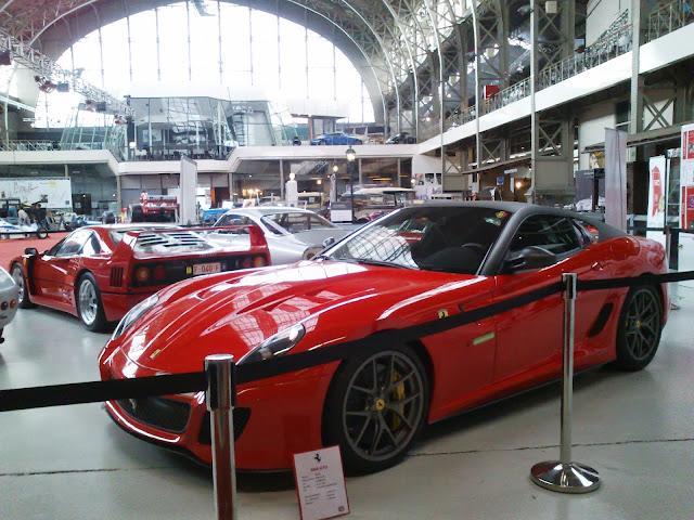 Precioso deportivo de Ferrari