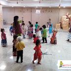 Dusshera Celebration by Nursery Section at Witty World Bangur Nagar (2018-2019)