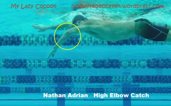 High Elbow Catch (Nathan Adrian)