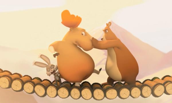 Bridge. Animated Short Film