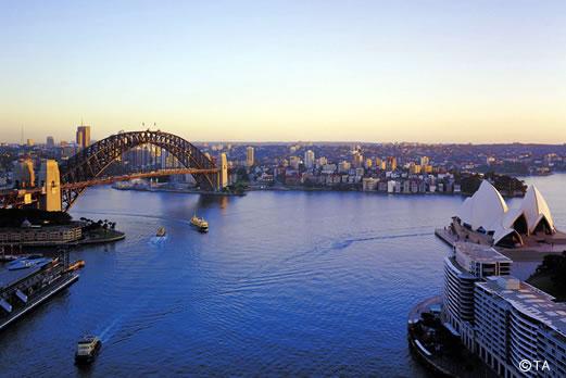 シドニーの象徴オペラハウス/イメージ