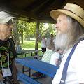 Paul Lewis and John Browne