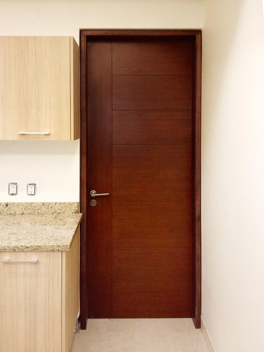 Puertas de melamina puertas de melamina para interiores for Puertas de roble para interior