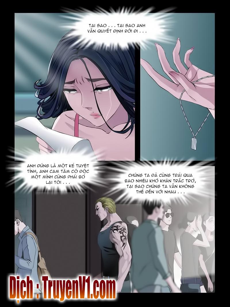 Resentment - Oan Hồn Ma Nữ Chap 115 - Trang 6