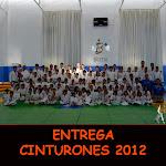 CINTURONES 2012