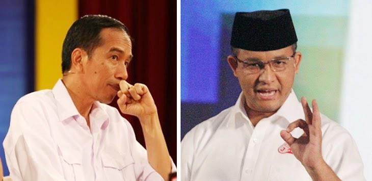 Anies Lebih Agresif Tangani Virus Corona, Jokowi Tertinggal 7-0