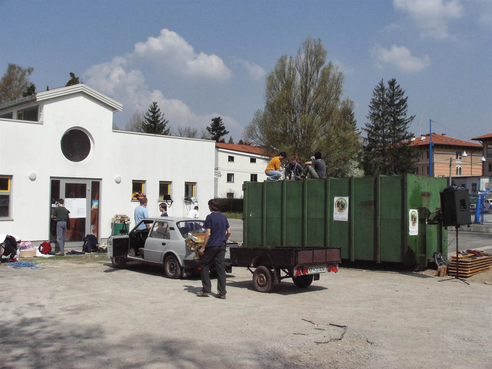 Zbiranje papirja, Ilirska Bistrica 2006 - KIF_8388.JPG