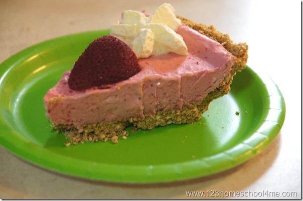 yummy summer dessert recipe