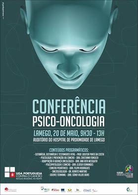 Conferência Psico-Oncologia - 20 de maio - Hospital de Lamego