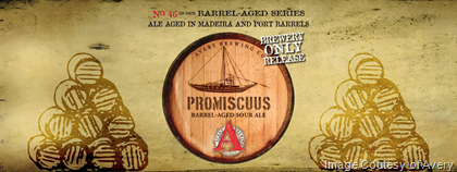 Avery Barrel-Aged Promiscuus Coming Brewery-Only 8/27