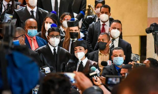 Yeni Berenice sobre Operación Falcón: solo se procesarán las personas contra las que haya pruebas
