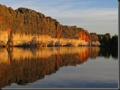 170529 136 Fitzroy Crossing Geikie Gorge NP Boat Trip