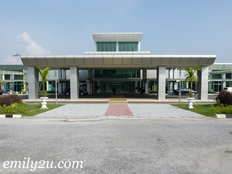 Ipoh Airport Revisited
