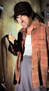 More pop cultural references with the casting of Alice Cooper as Freddy