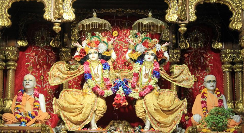 ISKCON Delhi Deity Darshan 29 May 2016 (9)