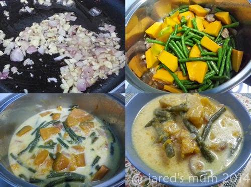 food, mum's cooking, Ajinomoto