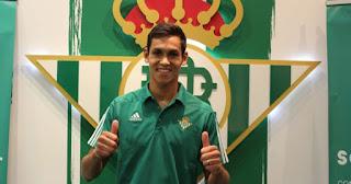 Verts d'Europe- Mandi : «Le Betis, le bon choix pour ma carrière»