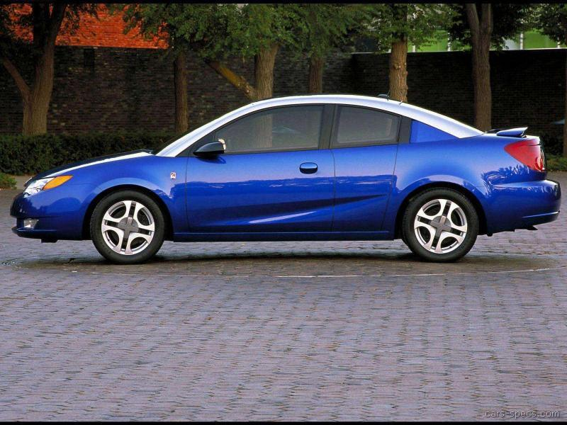 2003 Saturn Ion Coupe Specifications Pictures Prices