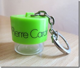 pierrre cardin_vert