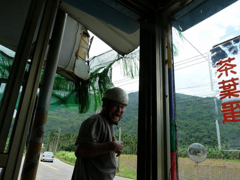 Puli  en passant , entre autres, par les villages de l ethnie Bunum de Loloko et Dili. J 10 - P1160935.JPG