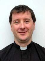 Fr Darach Mac Giolla Cathain Portrait