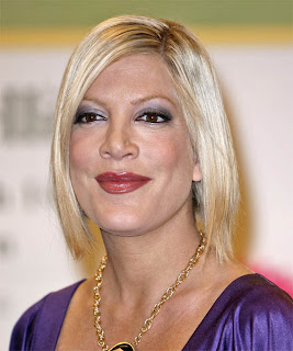 Tori Spelling Hairstyle Pictures - celebrity hairstyle ideas for girls