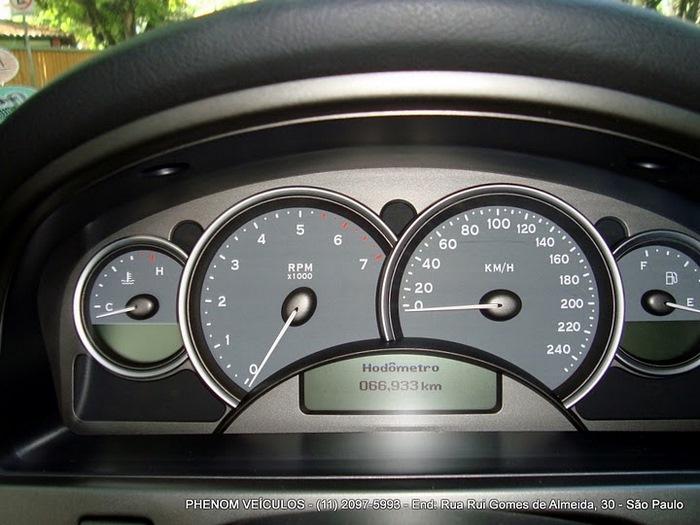 Chevrolet Omega 2004 Blindado - 63.000Km