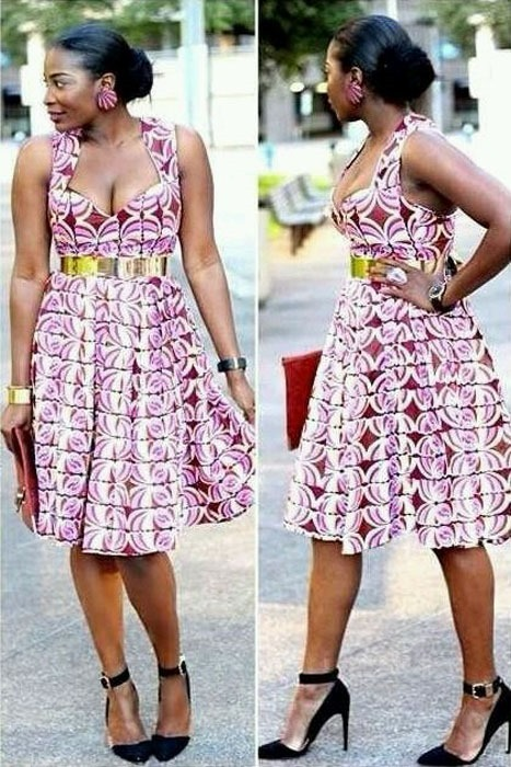 Latest ankara dress styles (11)