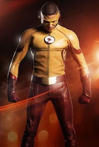 Kid Flash aka Keiynan Lonsdale