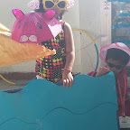 Dramatic Play at the Beach (Playgroup) 17.11.2015