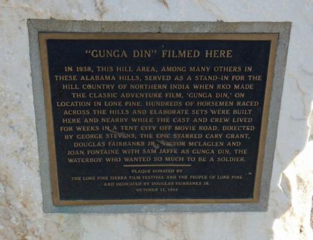 Gunga Din Panel