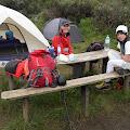 dolazak u Rongai Cave kamp (2600 m) za 3 sata