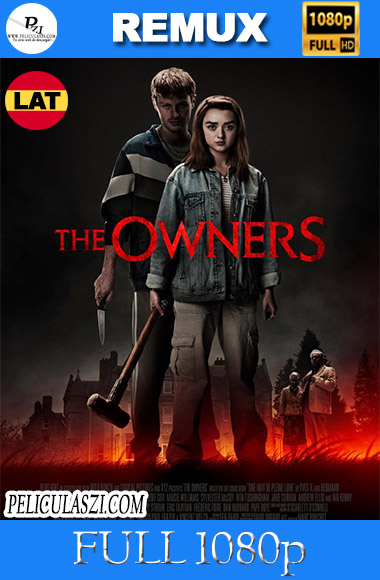 The Owners (2020) Full HD REMUX 1080p Dual-Latino