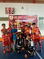 SMA Budi Mulya Karawang Juara KNPI Cup
