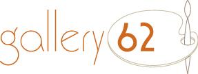 logo GALLERY62 concept 03